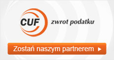 CUF Zwrot podatku - Zostań naszym partnerem